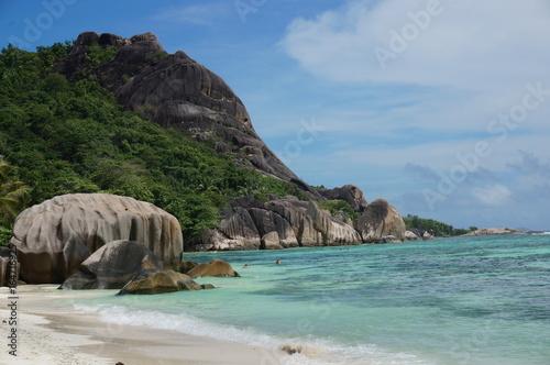 Papiers peints Nautique motorise Seychelles