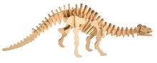 Wooden Toy Dinosaur Skeleton I...