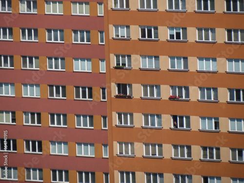 Fototapeta generic Soviet architecture obraz na płótnie