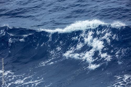Papiers peints Nautique motorise Ocean Waves