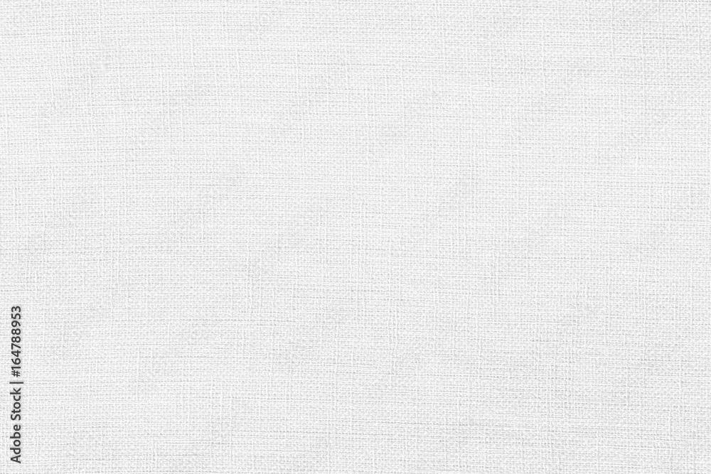 Fototapety, obrazy: White linen background./White linen background.