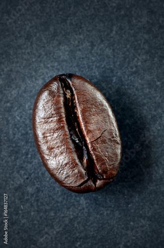 Deurstickers koffiebar roasted coffee beans