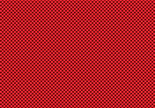 Abstract Red Weave Texture Background Pattern Vector Illustration.