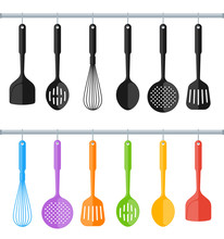 Black And Colorful Hanging Pla...