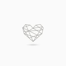 Simple Linear Heart