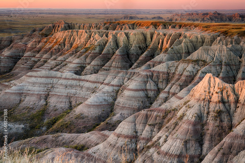 Badlands National Park Sunrise