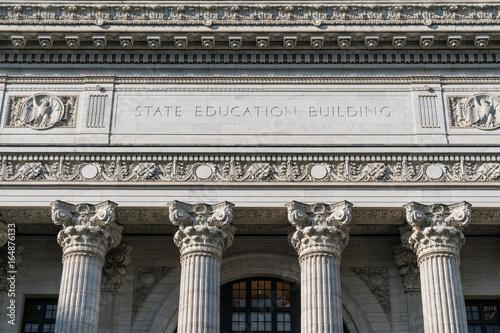 Fotografía  State Education Building