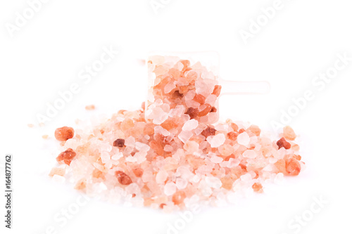Grani di sale rosa Slika na platnu