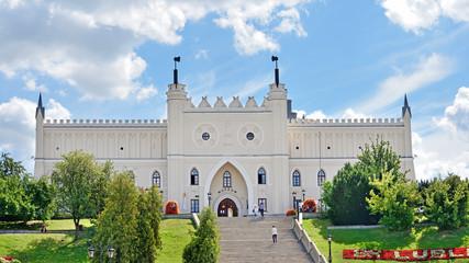 Castle in Lublin, Poland.