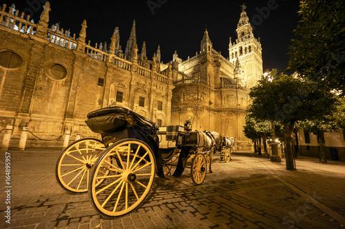 Fototapety, obrazy: Sevilla
