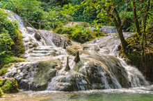 At Mele Cascades Waterfalls A ...