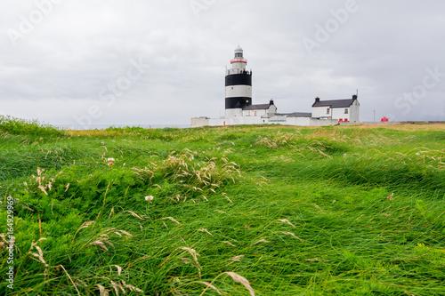Zdjęcie XXL Krajobrazy Irlandii. Latarnia Hook Head