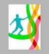 Tischtennis - 117 - Poster