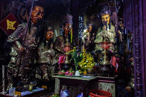 Fotografija オバマ大統領も訪れた ベトナム・ホーチミン 福海寺(玉皇殿)