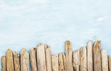 Summer Background, Driftwood M...