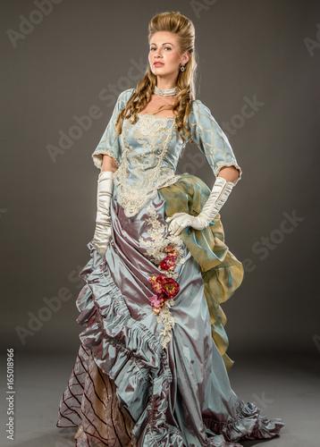 Fotografie, Obraz  Victorian Lady