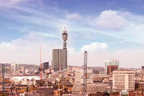 BT Tower, London Wallpaper Mural