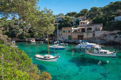 Fotografía  Mallorca - Cala Figuera - Port  -  4542