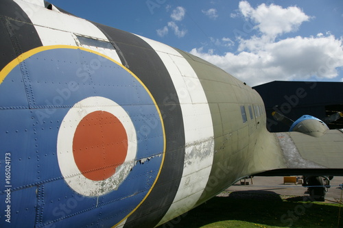 Photo  Douglas C-47 Skytrain, Dakota, D-Day 1944