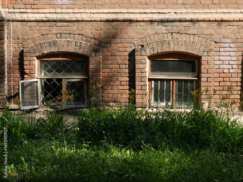 Fotografie, Obraz  Старые окна