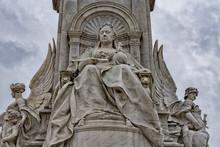 Queen Victoria Monument London...
