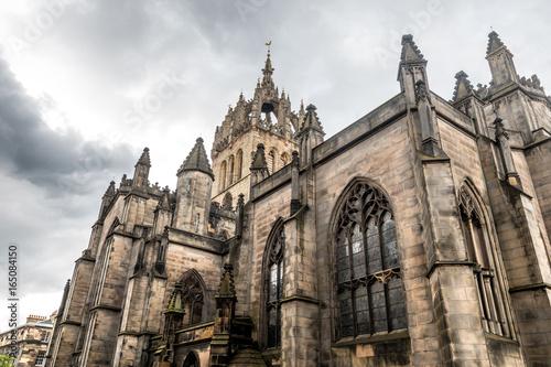 Cadres-photo bureau Monument J1 - Edinburgh - St. Giles' Cathedral