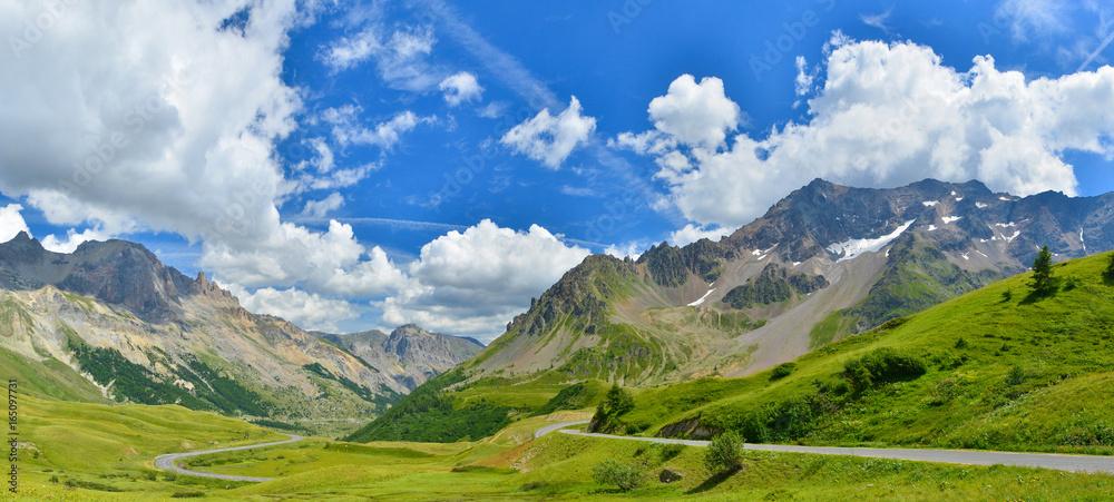 Fototapety, obrazy: Summer mountains