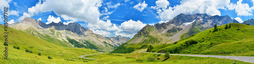 Cadres-photo bureau Montagne Summer mountains