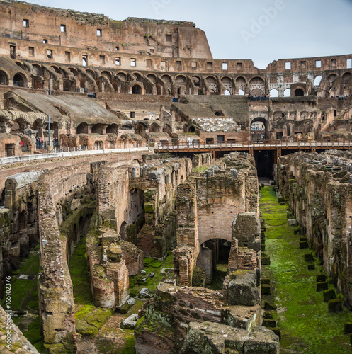 Fotografia, Obraz  The Colosseum in Rome