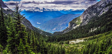 Wedgemount Trail, Whistler, Br...