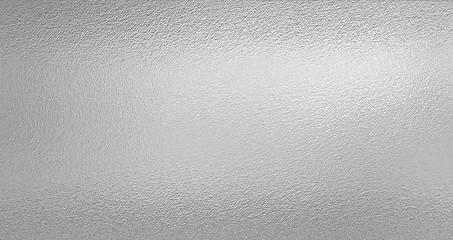 Srebrna folia tekstura tło