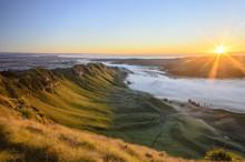 Morning At Te Mata, New Zealand