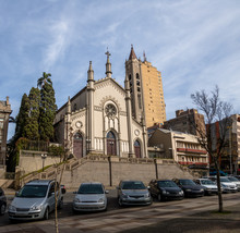 Santa Teresa D'Avila Cathedral...