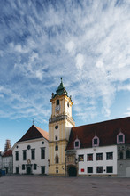 Rathaus Von Bratislava, Slowakei