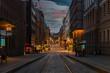 Helsinki city life. Streets, culture. Finland