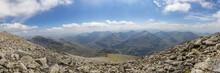 Top Of Ben Nevis, Scotland, Pa...