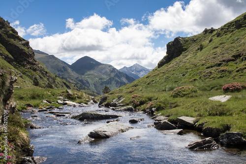 Photo Idylle in den Bergen von Andorra