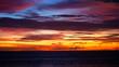 Sunrise and Sunset background
