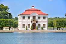 Petersburg. The Marly Palace