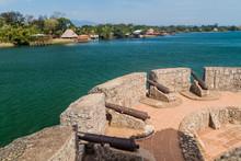 Cannons At The Castillo De San...