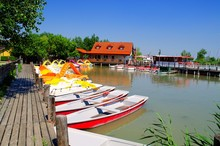 Picturesque Port Of Rental Boa...