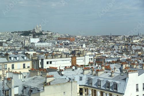 Zdjęcie XXL Paryski widok 2