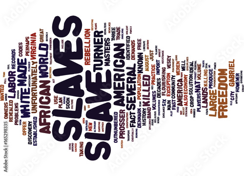Fotografía  LITTLE KNOWN PLAYERS IN AFRICAN AMERICAN HISTORY Text Background Word Cloud Conc