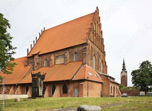 former-dominican-monastery-in-elblag-warmian-masurian-voivodeship-poland