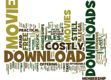 ARE MOVIE DOWNLOADS COSTLY Tex...
