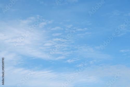 Aluminium Prints Heaven Sky and clouds
