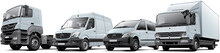 Commercial Vehicles Set