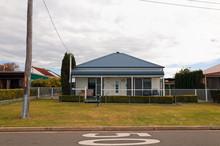 Typical Old Australian Suburban Houses