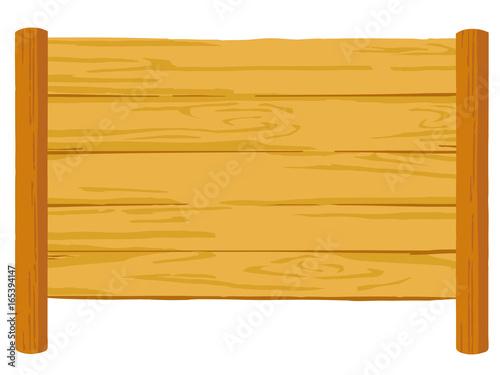 Fotografía 木の看板 イラスト