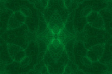 Poison Green Abstract Symmetry Mirror Surreal Eternity Mystic Image